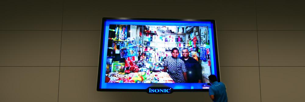 Video Wall (Indoor/Outdoor LED) & Digital Signage Kiosk